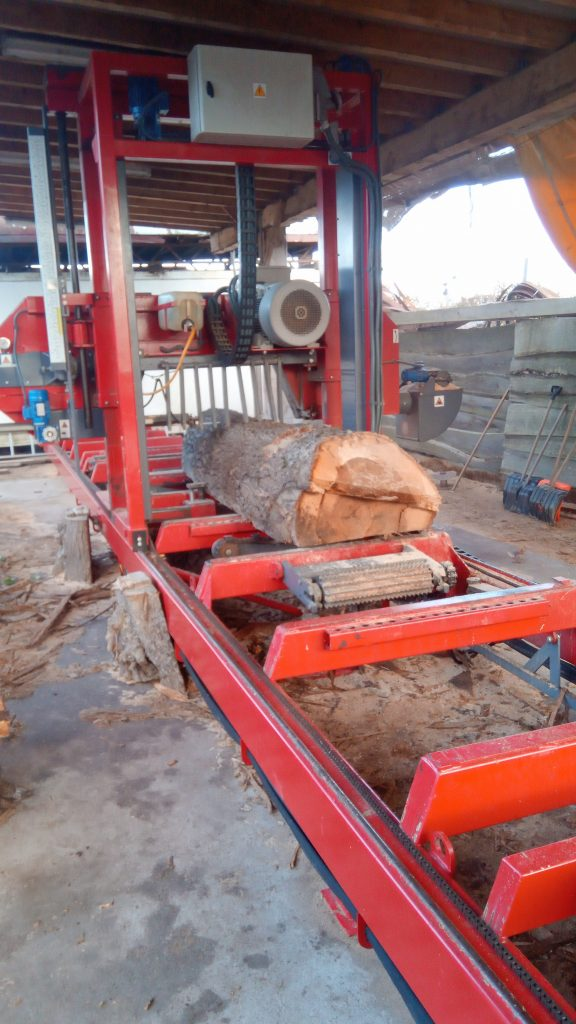 Central Scotland Sawmill – Quality Timber, Affordable price